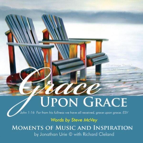 Cover art for Grace Upon Grace